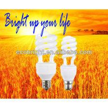 CE сертификат энергосберегающие лампы спираль