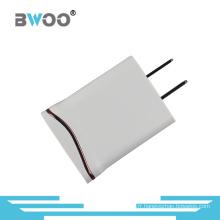 1 USB Chargeur avec Curve Metal Line Us Plug