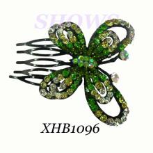 Bijoux pour cheveux à la mode / Peigne à cheveux en diamant / Peigne pour cheveux (XHB1096)