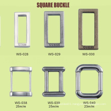 Hardware Accessories Square Buckles for Handbag