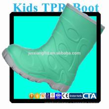 JX-916G красочные TPR детей дождь сапоги для детей