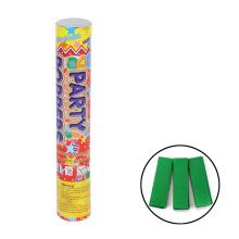 Feiertags-Dekoration von Weihnachtsereignissen Party Popper mit Folien-Papierconfetti