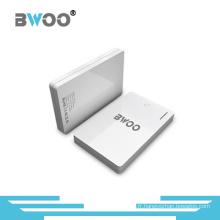 Banque portative mince de puissance de la promotion 2600mAh pour le téléphone portable