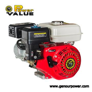 170f 7.0HP Pequeño motor de gasolina de gasolina de cuatro tiempos para bomba de agua del generador