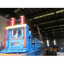 Struktur-Stahlband-C-Pfetten C-förmige Rollformmaschine