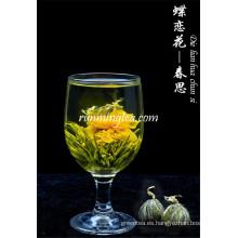 Chun Si White Bloom Té que florece adelgazando el té