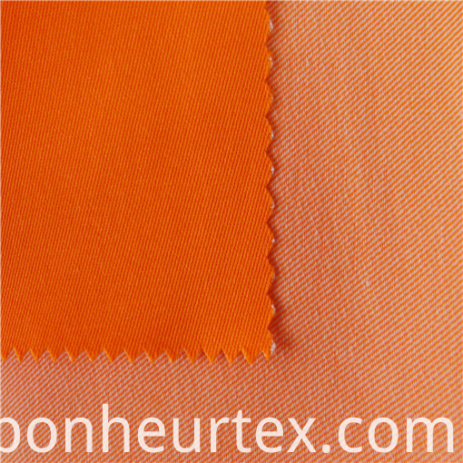 65%Polyester 35%Cotton Fluorescent Water Repellence Fabric