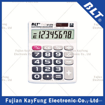 8 Digits Big LCD Display Calculator for Home and Office (BT-276)