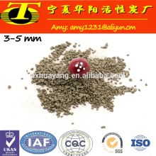 Mangan-Grünsandfiltermedien des niedrigen Preises gute Qualität für Verkauf