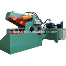 máquina de corte hidráulica de cisternas de jacaré
