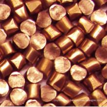 Верхний quanlity медь резать проволоку выстрел 0.3 мм-1.5 мм