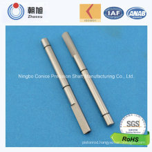 China Supplier Carbon Steel Precision Driving Shafts