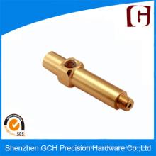 OEM CNC Machining Parte Precisión Hardware Latón Mecanizado
