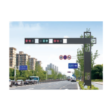 High Quality Manufacturers Hot Dip Galvanized Post Traffic Light Stand Pole