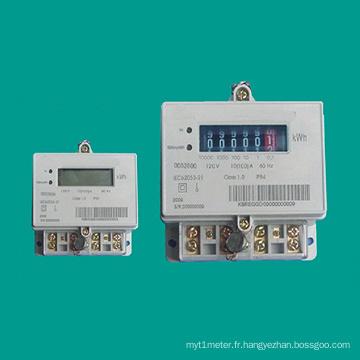 Compteur d'électricité monophasé Dds2800