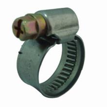 12mm Largura da braçadeira Grampos de tubo de tipo alemão