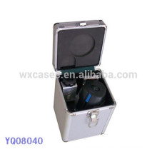 strong aluminum equipment protective case with custom foam insert wholesale