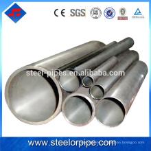 Hochpräzisions-Hersteller 34mm nahtloser Stahlrohrlieferant auf alibaba