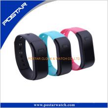 Relógios espertos da cor esperta dos doces do bracelete da Mult-Função do produto novo