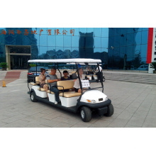 Buggy de golf électrique à 11 passagers bon marché à vendre