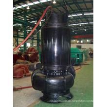 Große Kapazität, hoher Kopf Tauchpumpe Abwasserpumpe zentrifugale Wasser