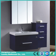 Шкаф ванной комнаты MDF с бесшумным шарниром (LT-C046)