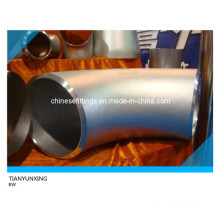 ANSI 90 Deg Seamless Stainless Steel Pipe Fittings Elbow
