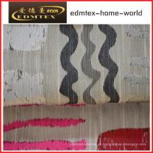 Poliéster tecido sofá jacquard EDM0004