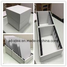 Quartz Tile Sample Paper Cardboard Box Display Stand