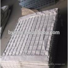 Army used welded hesco barrier/hesco bastion/gabion mesh box manufacture