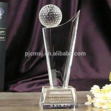 Последние дизайн высокое качество пользовательские кристалл трофей