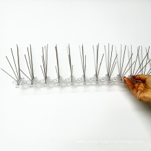 High-quality Stainless Steel Anti  Pigeons Bird Spikes