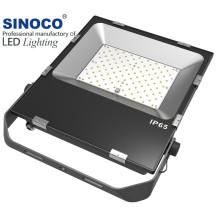 SMD 10W 20W 30W 50W 100W IP65 Outdoor LED Flood Light with nichia led meanwell driver