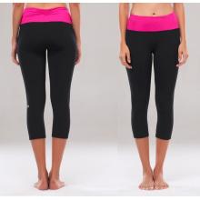 OEM ODM Fitness Wear Women′s Anti-Bacterial Dry Fit Fitness Legging