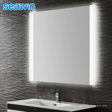 Seawin Wholesale Rectangle 50 Inch Backlit Led Mirror Light For Bathroom
