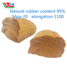 Production Supply of Styrene Butadiene Rubber Wear-Resistant Styrene Butadiene Rubber Can Replace 95% Natural Rubber Tensile Strength 1100