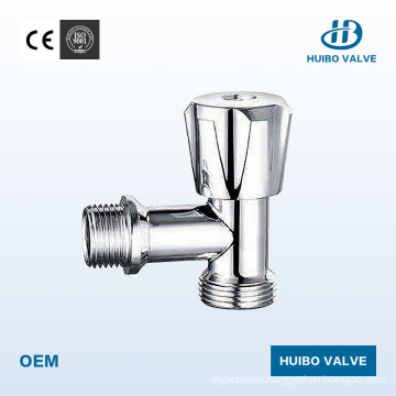 Male Thread Brass Angle Valve with Ce Certificate