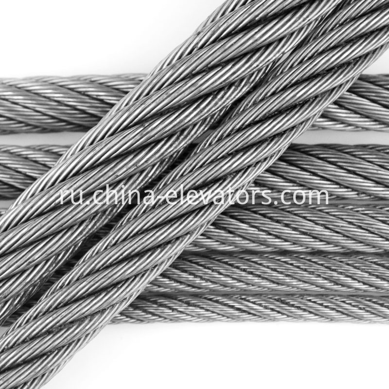 13mm Elevator Traction Rope