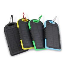 8000mAh Solar Battery Charger Waterproof Solar Power Bank Bateria Externa Portable Charger Powerbank