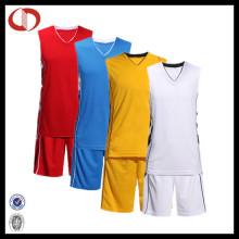 China Plain Custom Custom Basketball Jersey 2016