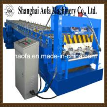 Máquina formadora de rolos de folha de deck (AF-d720)
