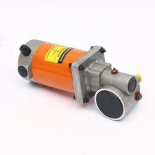 Worm Gear 24V 80W Frame 80mm DC Motor