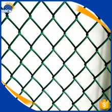 Used Diamond Galvanized chain link fence