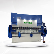 Electro synchronous hydraulic cnc press brake machine for sheet metal bending