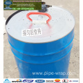Pipe anti corrosion butyl rubber primer