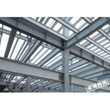 China Q345 Large Steel Frame Structure for Factory