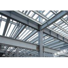 Estrutura de armação de aço Q345 grande China para fábrica