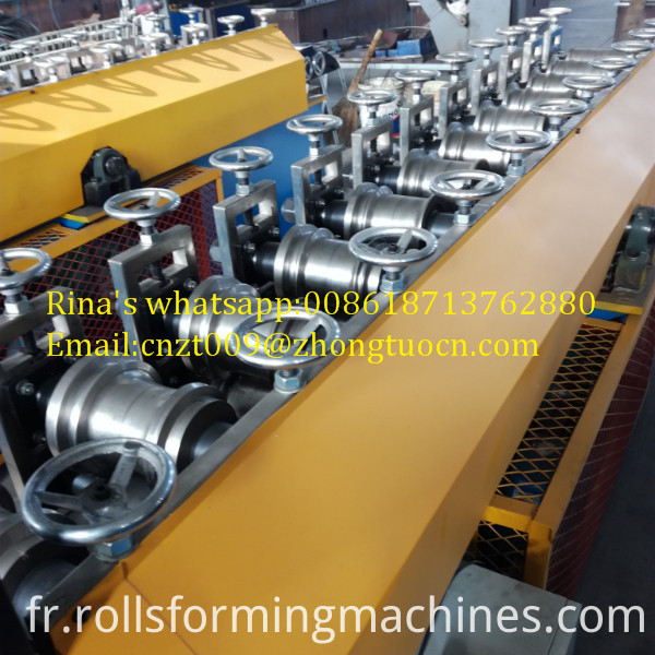 shutter door roll forming machine 5