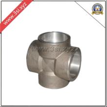 Raccord de tuyau de soudage bout à bout droit (YZF-PZ132)