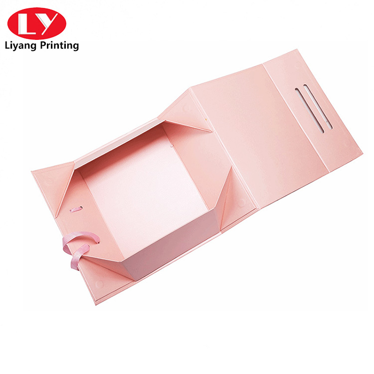 Foldable Shoe Paper Box